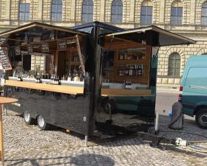 On sale portable food cart/ street food kiosk / coffee carts