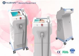 China Painfree Medical Diode Laser Hair Removal , Hair Removal Diode Laser Equipment on sale