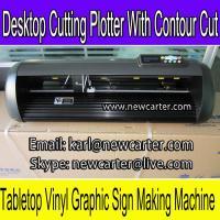 Car Sticker Cutter Quality Cutting Plotter With Contour Cut HW630 Vinyl Sign Cutter Plotte