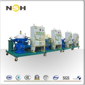 China 220-415V Oil Treatment Plant / Stainless Steel 304 Oil Purification Machine on sale