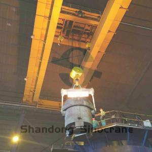 China Customized 5t-320t New Type QDY Foundry Overhead Crane with Reasonable Price on sale