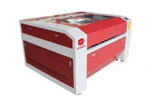 China CNC CO2 Small Laser Engraving Machine Biaxial Asynchronous Auto Feeding / Typesetting on sale
