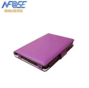 China Fancy Soft Sony Ereader Cover , Purple Sony E Reader Prs T2 Case Custom on sale