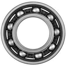 China Gcr15 6301 6302 2rs Bearing , Steering Head Bearings Motorcycle Spare Parts on sale