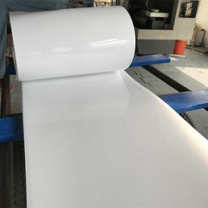 China Extruded plastic HDPE sheet, plate , roll, food grade, factory price on sale