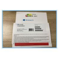 China Windows 10 Microsoft Windows Operating System Internet Activation KW9 - 00136 on sale
