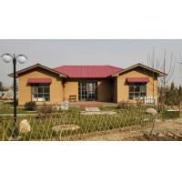 Long life time prefabricated construction , WPC House with Light Gauge Frame
