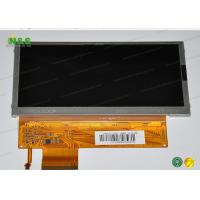 China LQ043T3DG02   Sharp LCD Panel SHARP 	 	4.3 inch 	LCM 	Normally White on sale