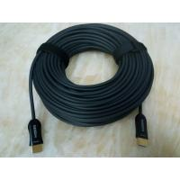 China 5Ft - 100Ft HDMI 2.0 Cable 18GB HDMI Fiber Optic / Hybrid Active Cable HDMI 2.0 AOC on sale