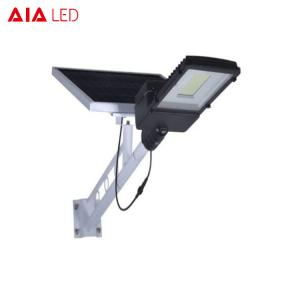 China hot sale IP65 80 led outdoor solar motion light fixture outdoor led solar road light on sale