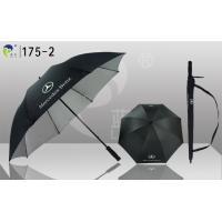 China Guarda-chuva Windproof 175-2 do golfe do revestimento de prata on sale