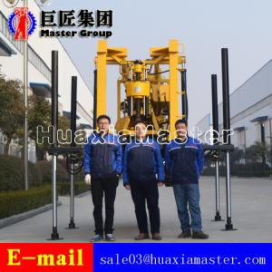 China Crawler 130 Meters XYD-130 Crawler Well Drilling Rig For Sale on sale