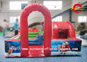 China Commercial Grade Mini Inflatable Bouncer House / Bounce House Waterproof on sale