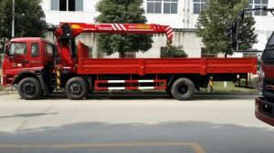 China DongFeng 8tons xcmg truck crane on sale