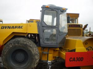 China 17000 Used compactor  Dynapac CA30OD compactor for sale 14 ton also available CA25D on sale