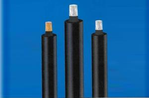 China ACSR conductor PVC Aerial Insulated Cable , 90℃ XLPE Insulated Aerial Cables on sale