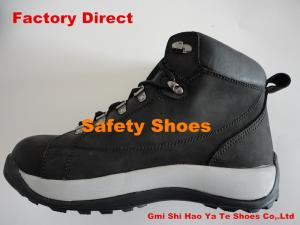 China Safety Shoes,Full Grain Leather Safety Shoes,Steel Toe Cap Safety Shoes on sale