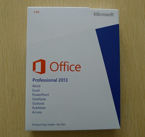 microsoft office professional 2013 disk