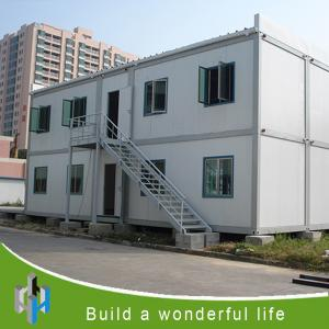 China flat pack container house hot sale combined house container on sale