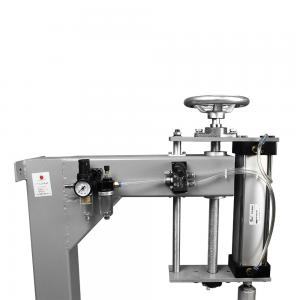 China Stools Industrial Upholstery Machine 6 To 8 Bars Air Pressure Ranges Low Consumption on sale