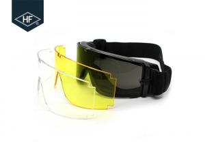 China X800 Motorcycle Riding Glasses , Motorcycle Accessories For Women Windproof Cycling on sale