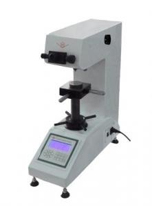 China Low Loading Vickers Micro Hardness Tester 100X 400X Magnification Microhardness Tester on sale