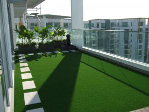 China [same like real grass] outdoor artificial grass & turf on sale