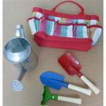 conjunto de ferramentas do jardim da criança 5pcs
