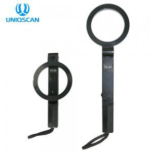 China USB Charging IP31 9V Battery Foldable Metal Detector on sale
