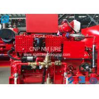 98 KW Power Fire Water Pump Diesel Engine FM NFPA20 Standard IF05ATH-F