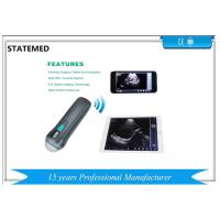 Mini Wireless Ultrasound Probe For Android , Sector Sweep Scanning Smartphone Ultrasound Machine