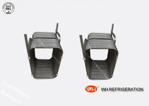China Wort Chiller Manufacturer Coil Heat Exchanger For Marine Engine Water Chiller Parts on sale