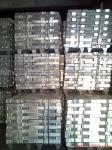 Lingot 99,65% d'antimoine