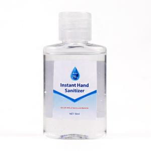 China Liquid Pocket Antibacterial Hand Gel , Small Size Waterless Hand Sanitiser on sale