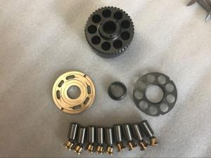 China Mini Excavator Hydraulic Pump Parts High Density Kawasaki M2X22 With Retainer Plate on sale