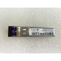 10G Base ZR / ZW 80km XFP Transceiver 9.3 Gbs CDRH , DWDM Module