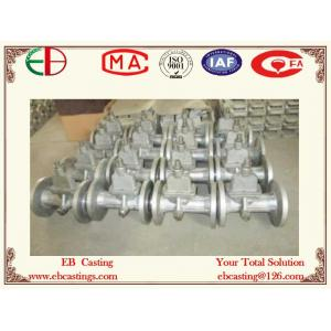 China Aluminum gravity casting for Machinery parts EB9010 on sale