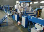 Algeria Building Cable Making Machine , Pvc Cable Extruder Machine For 2 Worker