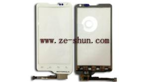 China Motorola XT615 Screen Replacement , Capacitive Touch Screen on sale