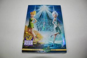 China Secret of the Wings (2012),Hot selling DVD,Cartoon DVD,Disney DVD,Movies,new season dvd.pp on sale