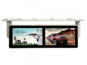 China Double Screen Digital Signage Kiosk 22 Inch Android USB Digital Billboard Signs supplier