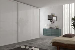 China modern bedroom furniture cheap bedroom wardrobe on sale
