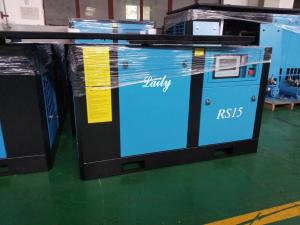 China Multi Stage Screw Drive Air Compressor For Chemical Industry Auto Repair on sale