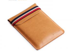 China Leather Bag , Laptop Notebook Sleeve Bag Computer Case For Macbook Air Pro on sale