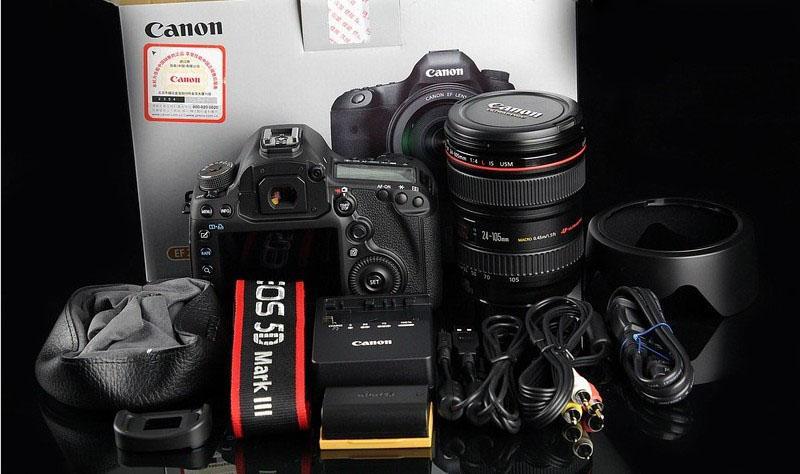 Western Union Moneygram >> Canon EOS 5D Mark III Digital Camera Kit with Canon 24-105mm f4L IS USM AF Lens for sale ...