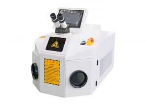 China 200W 2KW Automatic Laser Welding Machine LCD Touch Control Panel on sale