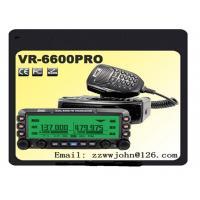 China VHF UHF dual band 2 way car radio VR-6600P on sale