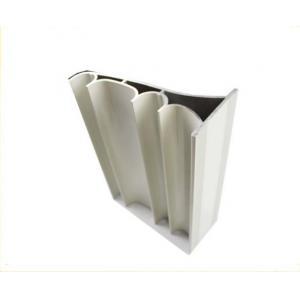 China Corrosion Resistance Aluminium Trim Profiles , Aluminium Window And Door Frames on sale