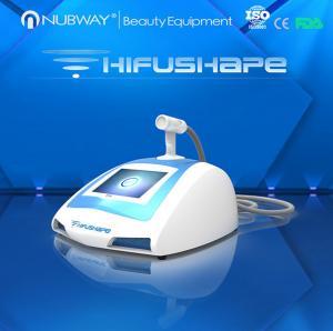 China hot sale!2015  SLIMMING leading technology ushape hifu beauty machine / hifu body on sale