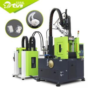 China LSR Injection Molding Machine Easy Changeover Electricity Saving on sale